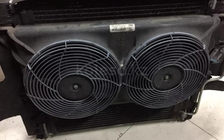 Вентилятор на w163 из Японии за 7 000 тг. в Алматы
