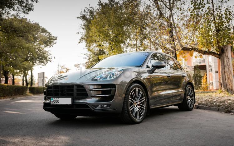 Porsche Macan 2015 года за 24 000 000 тг. в Алматы