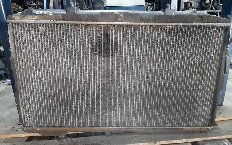 Радиатор основной на Lexus GS160 за 1 111 тг. в Алматы