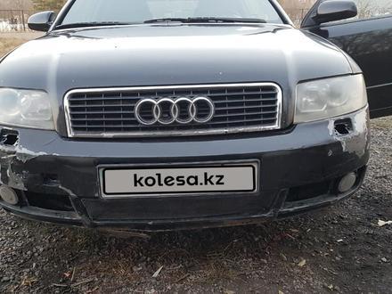 Audi A4 2001 года за 2 500 000 тг. в Караганда