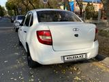 ВАЗ (Lada) Granta 2190 (седан) 2013 года за 2 200 000 тг. в Алматы – фото 4