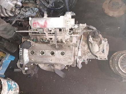 Двигатель на Тойота каролла за 234 тг. в Алматы