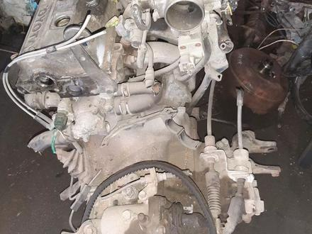 Двигатель на Тойота каролла за 234 тг. в Алматы – фото 2