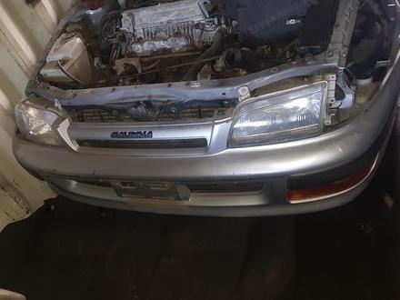 Двигатель на Toyota Caldina, Ipsum, 3s fe за 295 000 тг. в Алматы – фото 2