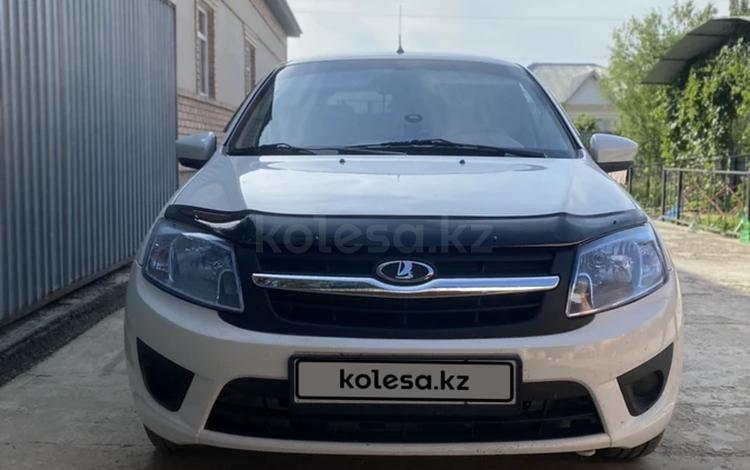 ВАЗ (Lada) Granta 2190 (седан) 2016 года за 2 500 000 тг. в Кызылорда