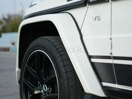 Mercedes-Benz G 55 AMG 2012 года за 24 700 000 тг. в Актобе – фото 25