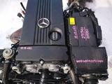 Двигатель коробка на мерседес 271 компрессор за 549 999 тг. в Алматы – фото 3