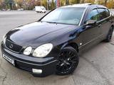 Lexus GS 300 2001 года за 5 000 000 тг. в Алматы