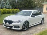 BMW 730 2018 года за 25 500 000 тг. в Алматы – фото 3