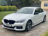BMW 730 2018 года за 25 500 000 тг. в Алматы – фото 4
