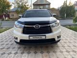 Toyota Highlander 2014 года за 18 700 000 тг. в Шымкент