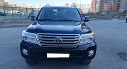 Toyota Land Cruiser 2013 года за 22 000 000 тг. в Нур-Султан (Астана) – фото 5
