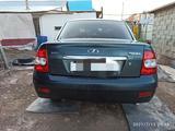 ВАЗ (Lada) Priora 2170 (седан) 2007 года за 850 000 тг. в Кокшетау – фото 5