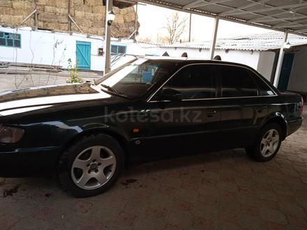 Audi A6 1995 года за 2 650 000 тг. в Шу – фото 4