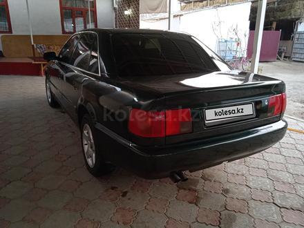 Audi A6 1995 года за 2 650 000 тг. в Шу – фото 5