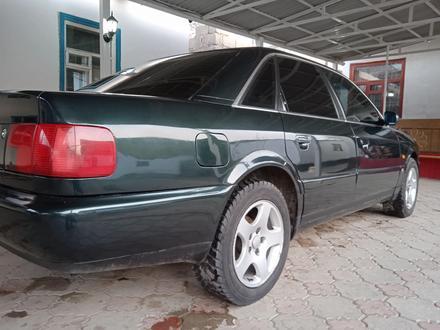 Audi A6 1995 года за 2 650 000 тг. в Шу – фото 6