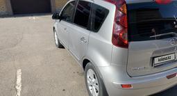 Nissan Note 2011 года за 4 100 000 тг. в Нур-Султан (Астана) – фото 3