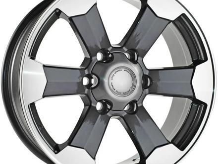 Диски Toyota 4runner r17 6x139.7 за 150 000 тг. в Алматы
