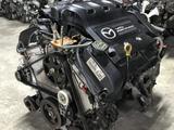 Двигатель Mazda AJ-DE 3.0 л из Японии за 330 000 тг. в Караганда – фото 2
