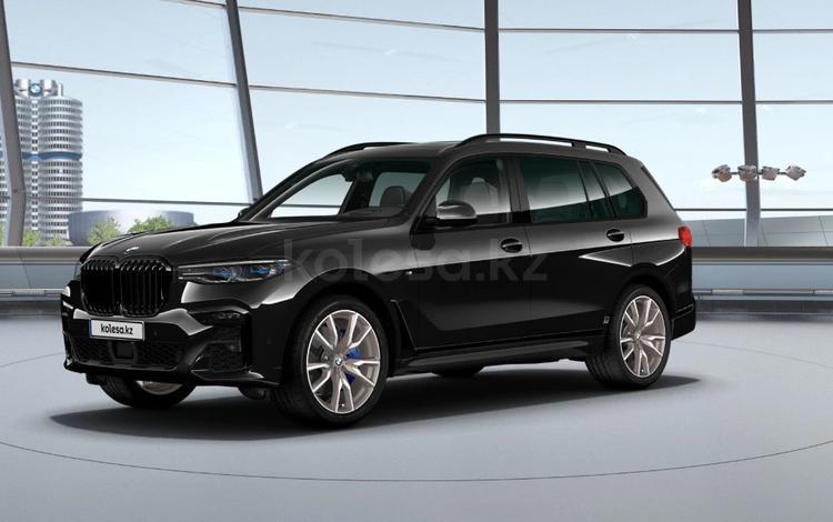 BMW X7 M50i 2021 года за 72 328 658 тг. в Караганда
