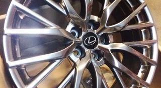 КАЧЕСТВЕННАЯ РЕПЛИКА R20 5-114.3 Новые диски на новейшую модель Lexus RC- за 280 000 тг. в Актау