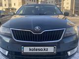 Skoda Rapid 2014 года за 3 700 000 тг. в Нур-Султан (Астана) – фото 2