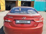 Hyundai Elantra 2011 года за 4 100 000 тг. в Талдыкорган – фото 3