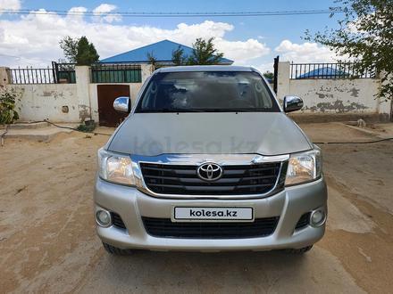 Toyota Hilux 2012 года за 8 500 000 тг. в Актау – фото 2