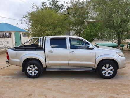 Toyota Hilux 2012 года за 8 500 000 тг. в Актау – фото 3