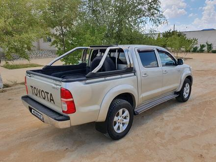 Toyota Hilux 2012 года за 8 500 000 тг. в Актау – фото 4
