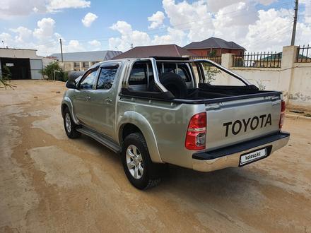 Toyota Hilux 2012 года за 8 500 000 тг. в Актау – фото 5