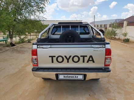 Toyota Hilux 2012 года за 8 500 000 тг. в Актау – фото 6