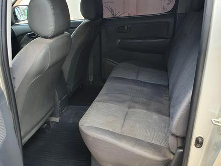Toyota Hilux 2012 года за 8 500 000 тг. в Актау – фото 8