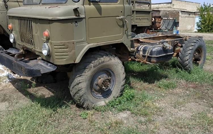 ГАЗ  66 1991 года за 600 000 тг. в Актобе