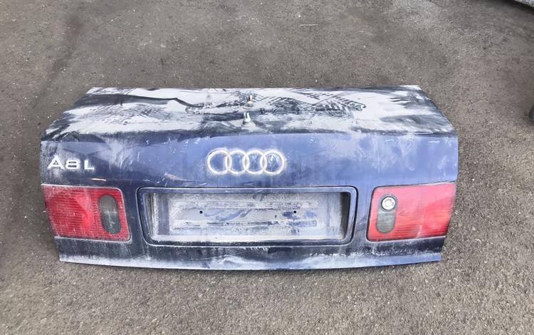 Крышка багажника Audi A8 за 25 000 тг. в Алматы