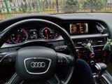 Audi A4 2013 года за 7 850 000 тг. в Алматы – фото 3