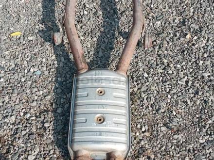 Глушитель на ауди А8Д3 4.2 за 100 тг. в Караганда