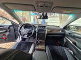 Toyota Camry 2014 года за 9 300 000 тг. в Тараз – фото 5