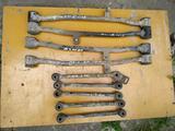 Рычаги задние на Nissan Prarie PRO, v2.0, 2.4, CA20, KA24… за 3 000 тг. в Караганда