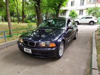 BMW 318 2001 года за 1 400 000 тг. в Алматы