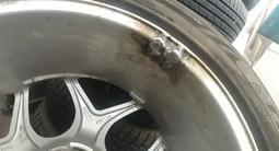 Диски с шинами, BMW Х5 за 130 000 тг. в Караганда – фото 3