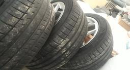 Диски с шинами, BMW Х5 за 130 000 тг. в Караганда – фото 5