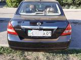 Nissan Tiida 2006 года за 3 700 000 тг. в Нур-Султан (Астана) – фото 5
