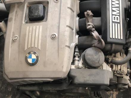 Двигатель N 52 BMW за 500 тг. в Алматы