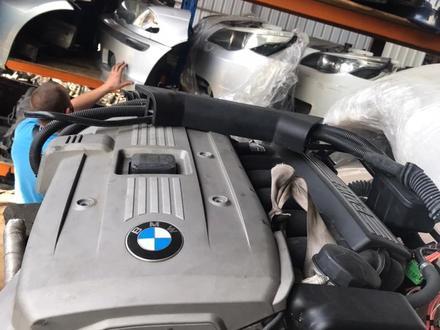 Двигатель N 52 BMW за 500 тг. в Алматы – фото 2