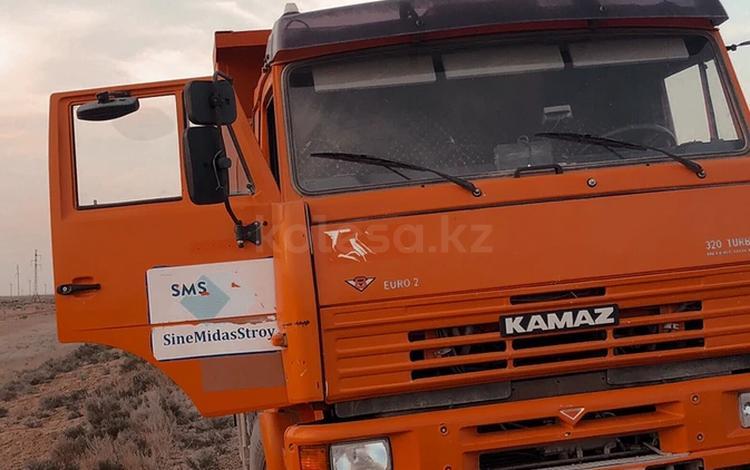 КамАЗ  6520 2016 года за 14 900 000 тг. в Атырау