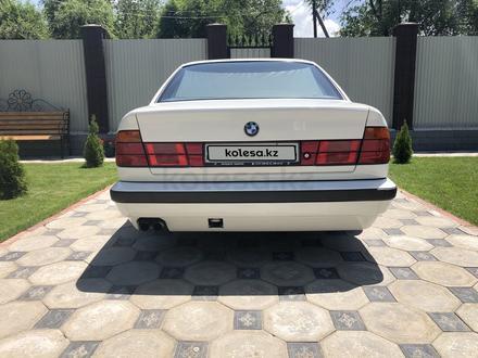 BMW 525 1994 года за 3 000 000 тг. в Алматы – фото 5