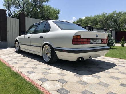 BMW 525 1994 года за 3 000 000 тг. в Алматы – фото 6