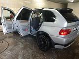 BMW X5 2001 года за 3 299 990 тг. в Алматы – фото 5