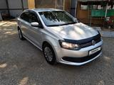Volkswagen Polo 2014 года за 3 180 000 тг. в Алматы
